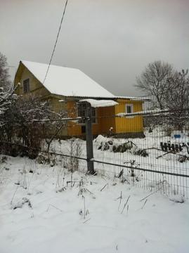Продам дом и 15 соток д. Захарово Клинский район - Фото 1