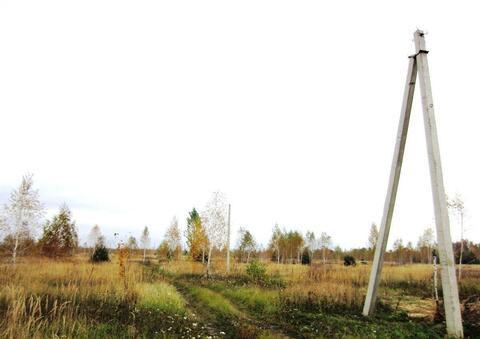11 соток в с. Жёлтые пески рядом с лесом - Фото 3