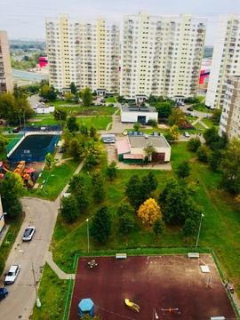 1 ком.кв. 2-я Мелитопольская улица, дом 19, корпус 2 - Фото 1