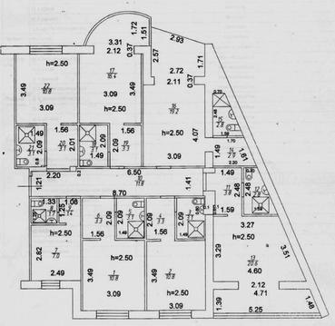 7 комнатный апарт отель 150 кв.м. на Чистопольская, д.1 - Фото 1