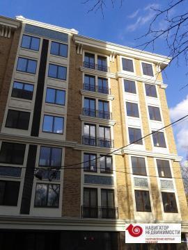 Продается 2-комн. квартира 90,2 кв. м.в Лавровом переулке - Фото 1