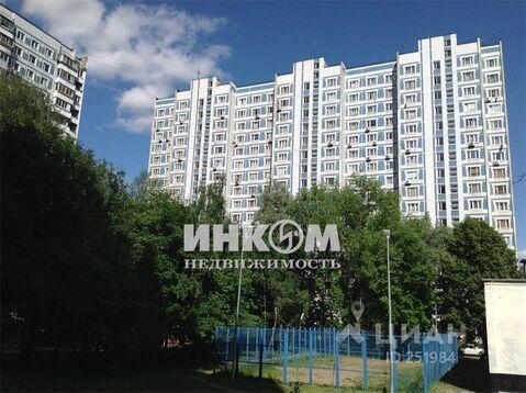 Продажа квартиры, м. Борисово, Ул. Мусы Джалиля - Фото 1