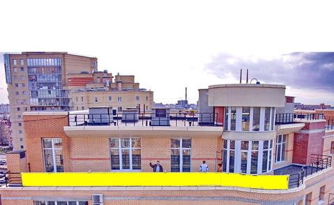Продажа 4 комнатной квартиры с башней террасой высокими потолками Спб - Фото 4