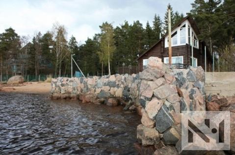 Коттедж 120 кв. м на берегу Финского залива на базе отдыха старт - Фото 1