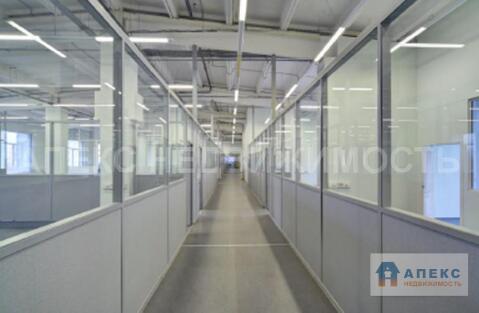 Аренда офиса 886 м2 м. Марьина роща в бизнес-центре класса В в Марьина . - Фото 3