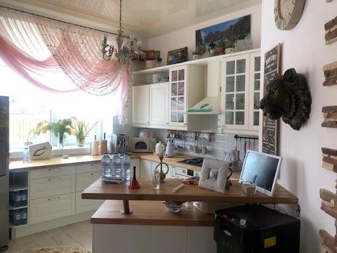 Жилой дом, 305 кв.м, в центре г. Чехов, под ключ, мебель, техника - Фото 1