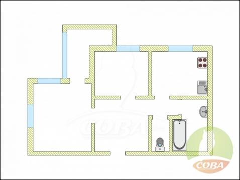 Продажа квартиры, Тюмень, Малиновского - Фото 1