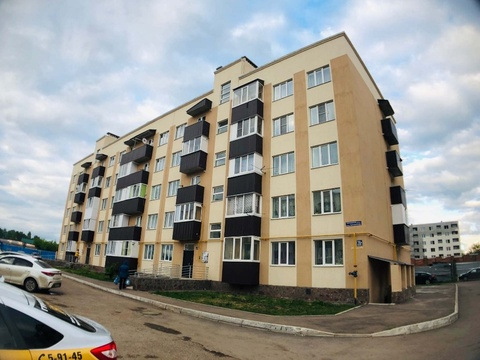 Объявление №49274441: Продаю 1 комн. квартиру. Иглино, ул. Ворошилова, д.28Г,