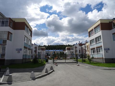 "Однокомнатная квартира, ЖК ""Мичуринский"", район широкая речка - Фото 1"
