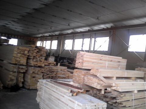 Утепленное производственное помещение 1000 кв.м. 2 кран-балки, 400ква - Фото 4