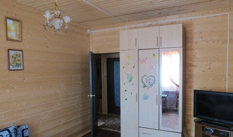 Дом с мебелью, 15 соток, Прописка, д. Шаблыкино - Фото 3