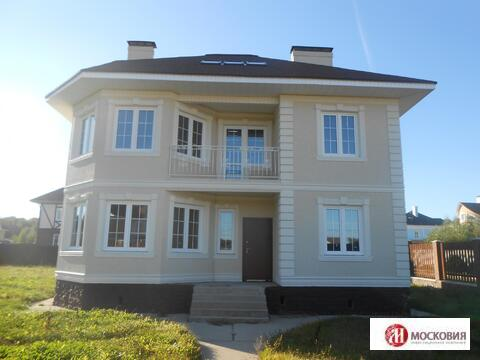 Дом 316 кв.м, участок 14 соток, 30 км от МКАД Калужское шоссе - Фото 2