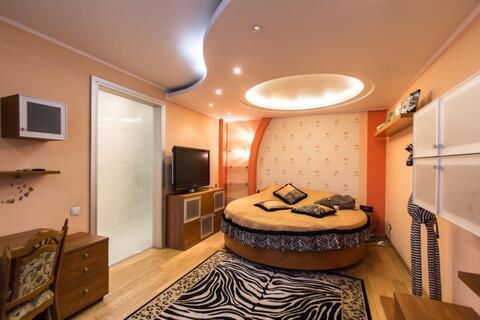 Четырехкомнатная квартира 120 кв м с дизайнерской отделкой, Митинская - Фото 2
