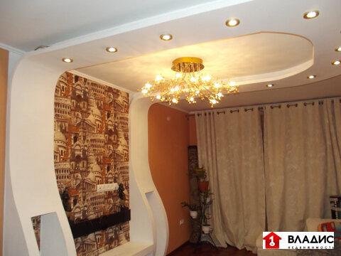 Владимир, Комиссарова ул, д.4б, 3-комнатная квартира на продажу - Фото 1