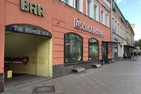 Продажа торгового помещения, м. Курская, Ул. Покровка - Фото 1