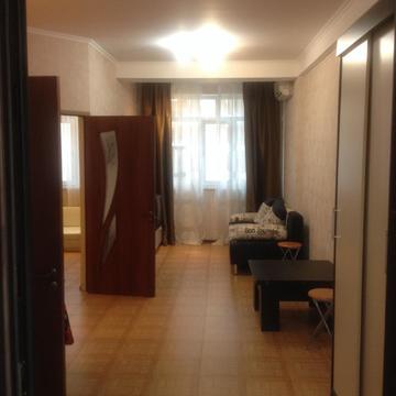 Однокомнатная квартира с ремонтом в Сочи - Фото 1