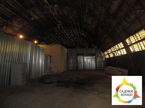 Под склад, ангар, холод, ворота для газели, огорож. терр, охрана. Выс - Фото 2