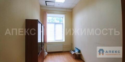 Аренда офиса 55 м2 м. Нагатинская в бизнес-центре класса В в Нагорный - Фото 4