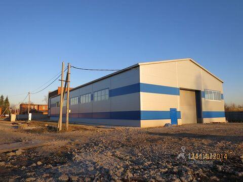 Продажа производственного помещения, Заокский район - Фото 2