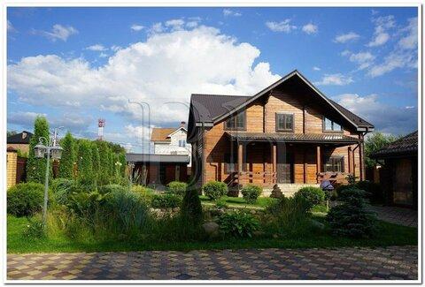 Продам жилой дом под отделку не по далеку от г. Электросатль в зеленой . - Фото 3