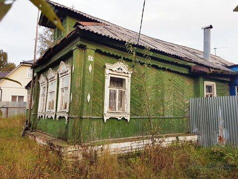 Дом старой постройки площадью 32 кв.м в деревне. Участок 10 соток. . - Фото 3