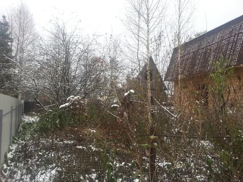 Земельный участок 6 соток с домом( не дострой) вблизи г. Клина в СНТ - Фото 3