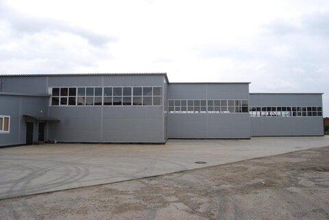 Аренда теплого склада с отоплением 940 м2, ул.Калинина - Фото 1