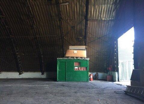 Утеплённый склад-ангар 1070кв.м.в Кирилловской промзоне. - Фото 2