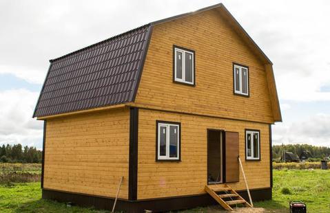 Новый дом в газифицированной деревне - Фото 1