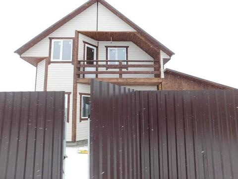 Дом рядом с лесом 140 кв м все удобства 8 соток у озера с маг. Газ - Фото 5