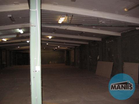 Теплый склад 438м2 осз, въездные ворота. ЗАО - Фото 2
