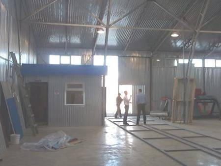 Производство, склад 900 м2, 100 квт