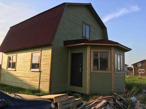 Продажа дома с земельным участком в деревне Кирилловское Сельцо - Фото 1