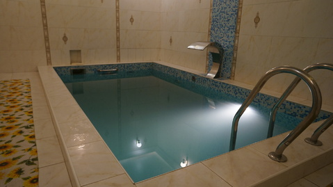 Уютный особняк с бассейном в пос. Вырица - Фото 3