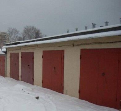 Продается гараж, Чехов, 25м2 - Фото 1