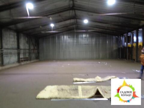 Отапливаемое складское помещение 930 м2 - Фото 3