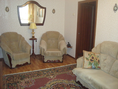 Продаётся 3-комнатная квартира - Фото 1
