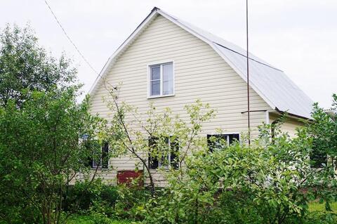 Дом 110 кв.м. в д. Рудины, Ступинского района. - Фото 1