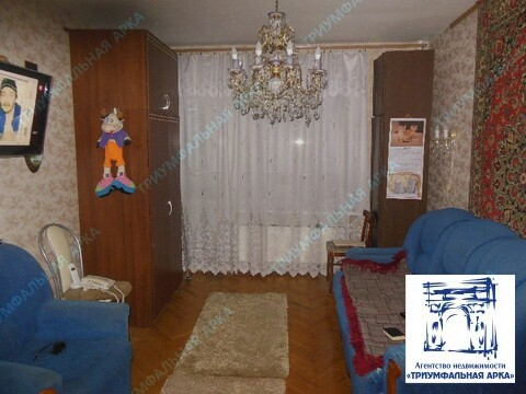 Продажа квартиры, м. Новогиреево, Зеленый пр-кт. - Фото 1