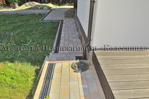 Истомино. Новый коттедж 150кв.м. на прилесных 13 сотках, рубленая баня - Фото 5