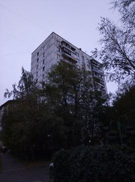1к квартира 35кв.м, 10/12эт. на ул. Ак.Бочвара д17 - Фото 1