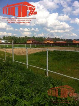 Зем. участок 15 соток с. Душоново Щелковский район - Фото 2
