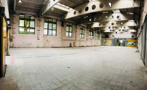 Аренда производства 1704.78 кв. м, м. Каширская - Фото 4