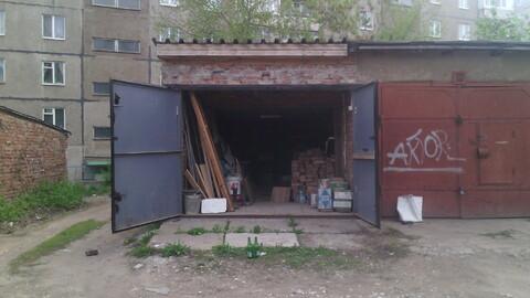 Продам гараж в Глумилино - Фото 1