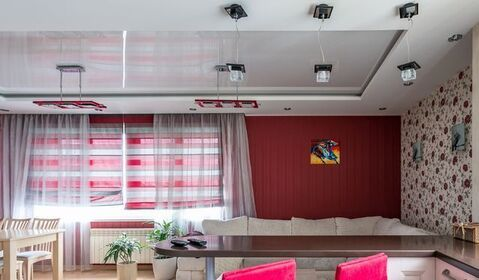 Продаётся видовая 3-х комнатная квартира в доме бизнес-класса. - Фото 4
