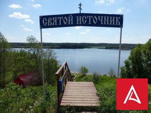 Участок 17 соток д. Абрамово, Кимрский район, 2-я линия Волги - Фото 4