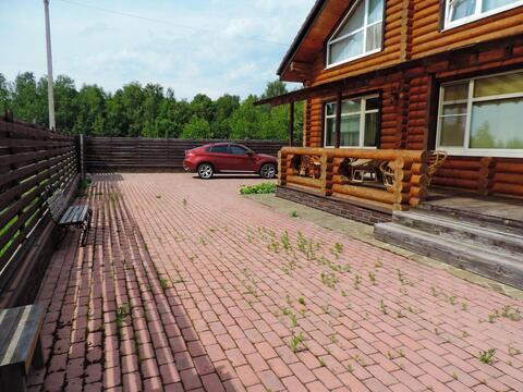 Шикарный дом в охраняемом поселке рядом с деревней Гурьево - Фото 3