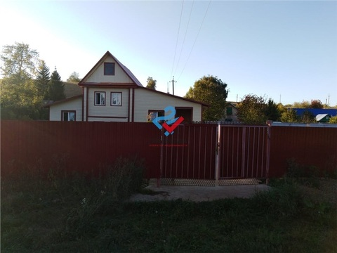 Дом в Юматово 108 кв м на участке 9 соток - Фото 3