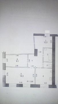 2-к. кв. на ул. Советская, 6 - Фото 5