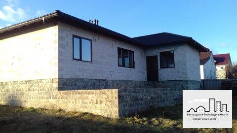 Продажа дома под самоотделку в с. Таврово- 9 Белгородского района - Фото 4